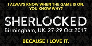 SHERLOCKED UK: The Official Sherlock Convention 2017