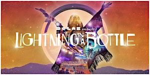 Lightning in a Bottle Arts & Music Festival 2017