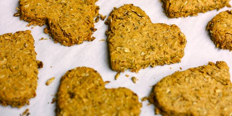 DIY Spent Grain Dog Treat Class - HOLIDAY GIFT CLASS tickets