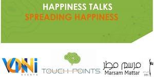 Happiness Talks - Spreading Happiness - 9th January...