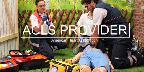 ACLS Provider inkl. Simulationstraining Tickets