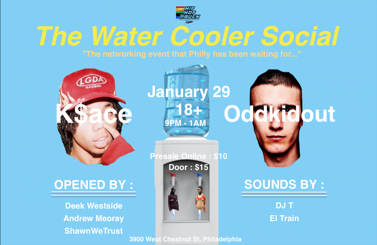 The Water Cooler Social