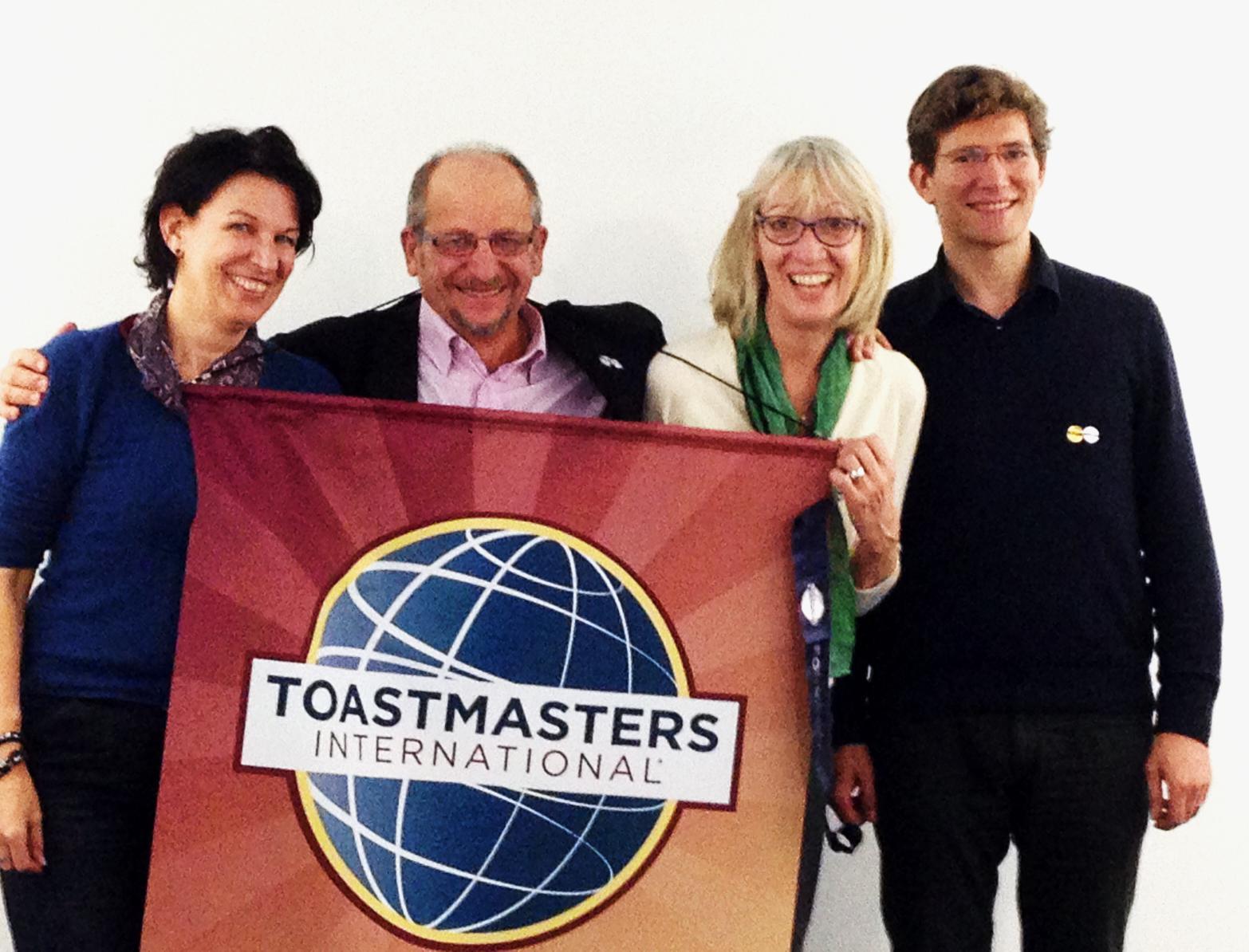 Soirées Prise de Parole - Club Toastmasters Côte d'Azur
