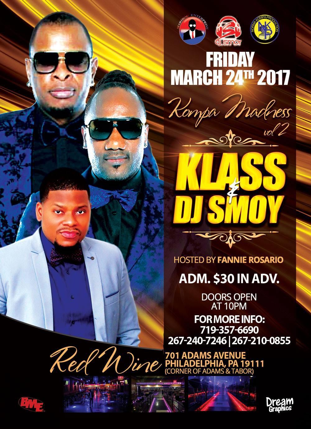 KLASS DJ SMOY K.M VOL 2