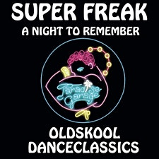 Super Freak Events logo
