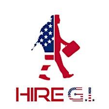 Hire G.I. logo