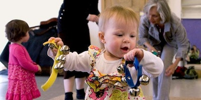 Music Together (birth - 4 years) - 10 class series - Session Two