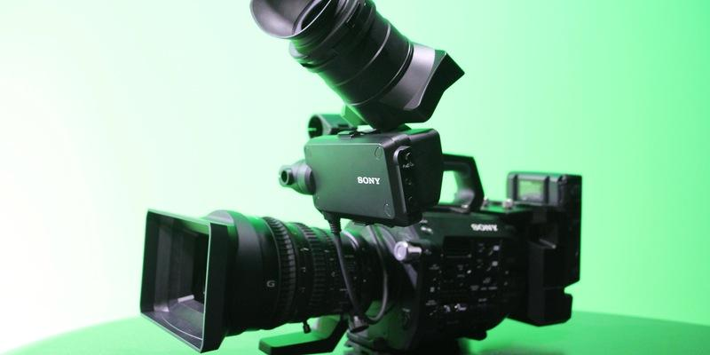 Advanced Camera: Hands-On with Sony FS7