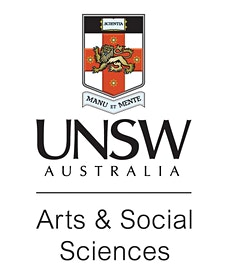 UNSW Arts & Social Sciences  logo