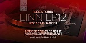 Présentation et promotion sur les platines TD Linn...