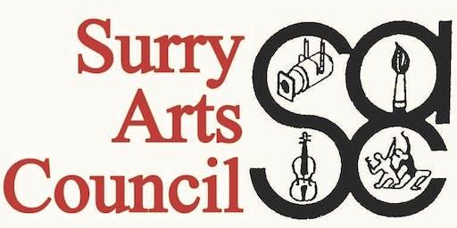 Surry Arts Council Donation