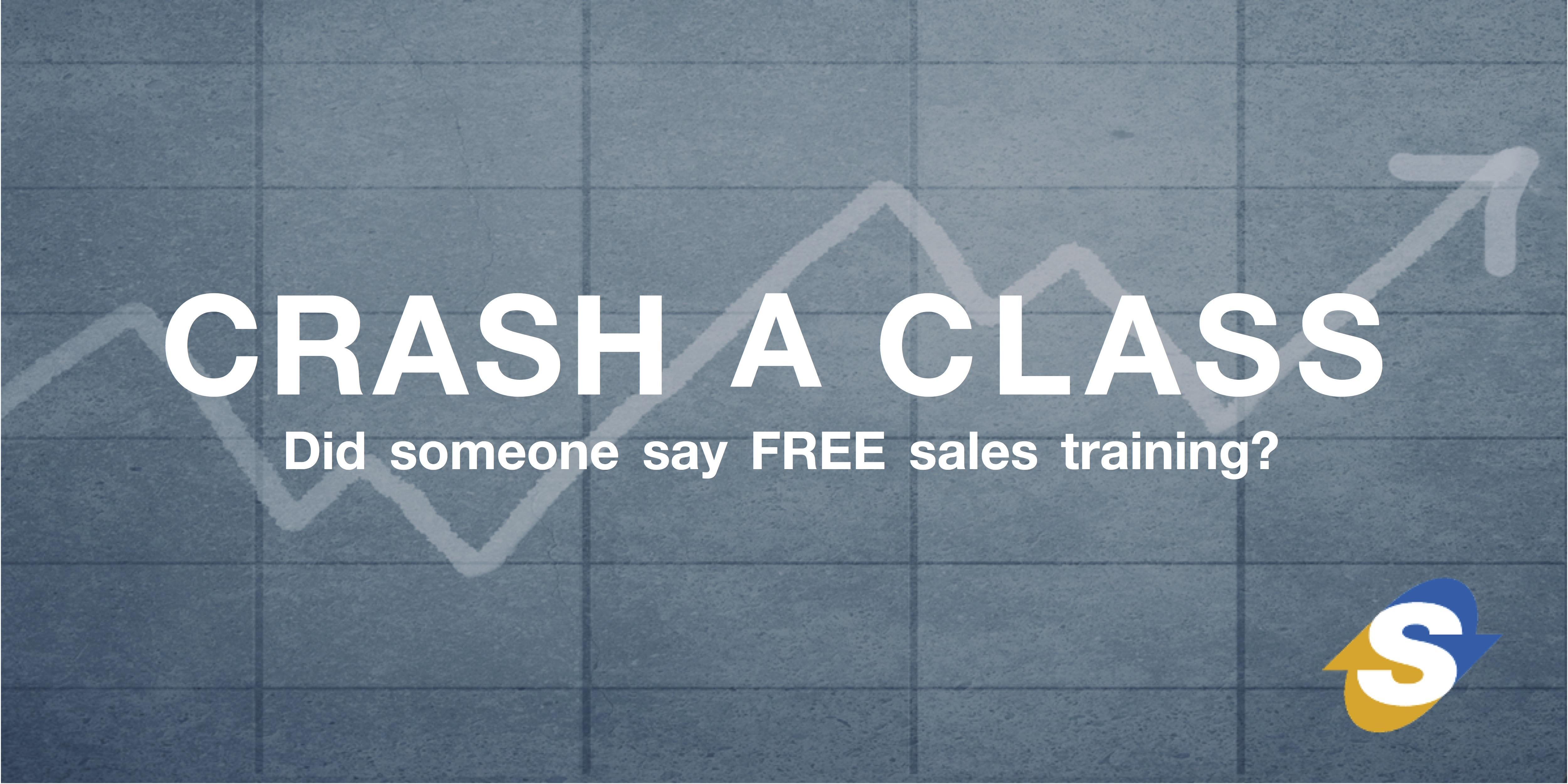 """Crash A Class"" with Sandler Training Miami"