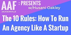 The 10 Rules: How To Run An Agency Like A Startup