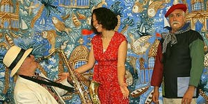 Westbrook & Company present: Paintbox Jane - A Jazz...