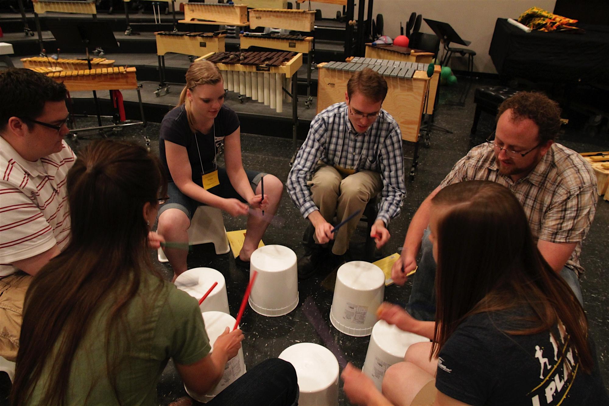 Orff Schulwerk Teacher Certification Workshops | Logan, Utah | Chase Fine Arts Center - Room 214 | June 19, 2017