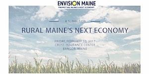Rural Maine's Next Economy