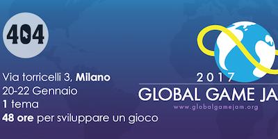 Global Game Jam 2017 @ 404 e-Sports Lounge Bar
