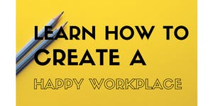 The Happy Workplaces 4 day programme