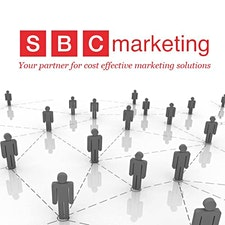 SBC Marketing London  logo