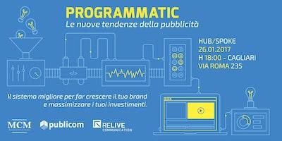 Programmatic: le nuove tendenze della pubblicità
