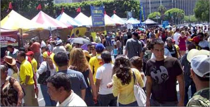 19th Annual TASTE OF ECUADOR Food Festival
