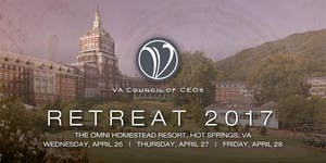 CEO Retreat 2017 at The Omni Homestead Resort