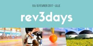 rev3days : conférences et ateliers