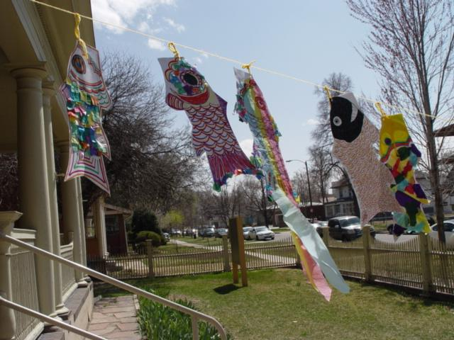 Children's Day Fish Kites