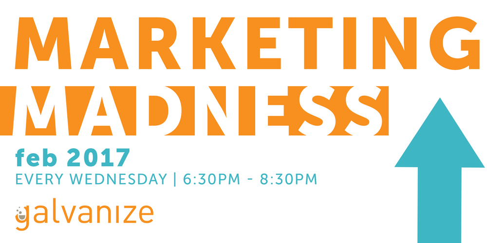 Marketing Madness: Optimize Your Branding & Engagement, SEO & Analytics, Growth and PR Strategies