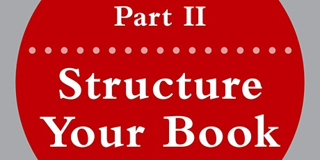 Memoirama Part 2: Structure Your Book tickets