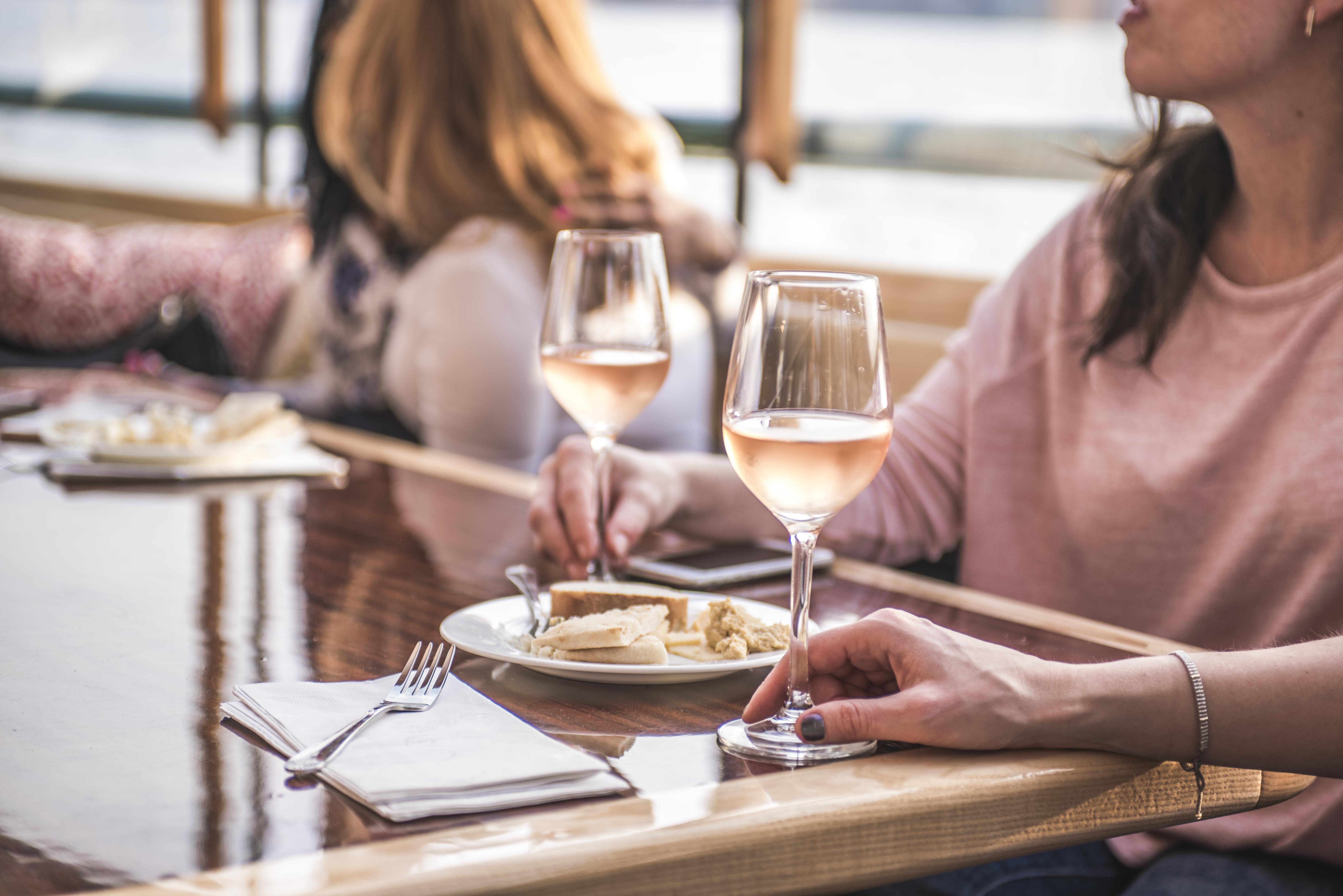 Women, Wine & Cheesemaker Tasting on Yacht Ma