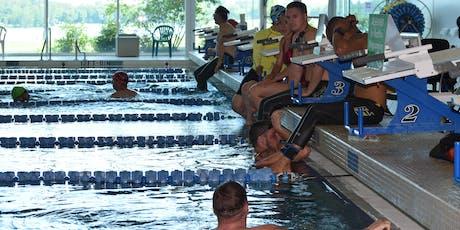 Hines VA Swim Sessions - Volunteers tickets