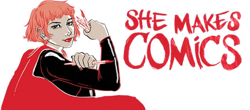 Film Night: She Makes Comics