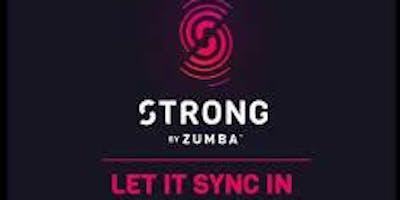 Sat 10am Strong by Zumba, Oldbury-on-Severn*Cancelled pls message Natasha