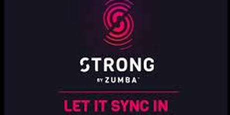 Sat 10am Strong by Zumba at Memorial Hall, Oldbury-on-Severn tickets
