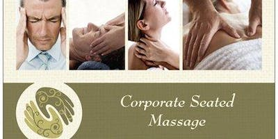 NIBSC Employee Wellbeing massage