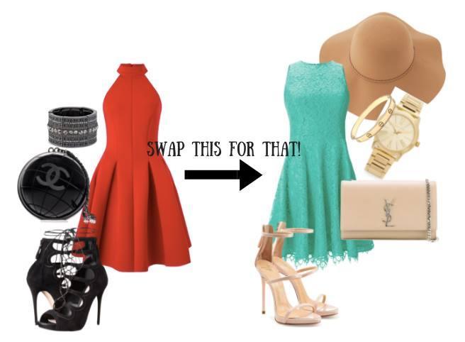 Spring Fashion Swap & Stack