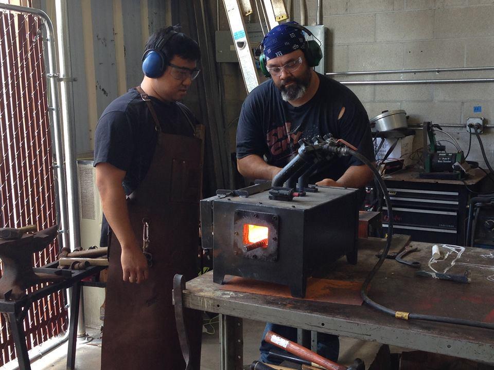 CLASS: Basic Blacksmithing