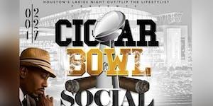 Cigar Bowl LI Social ft. Neo-Soul artist Anthony David