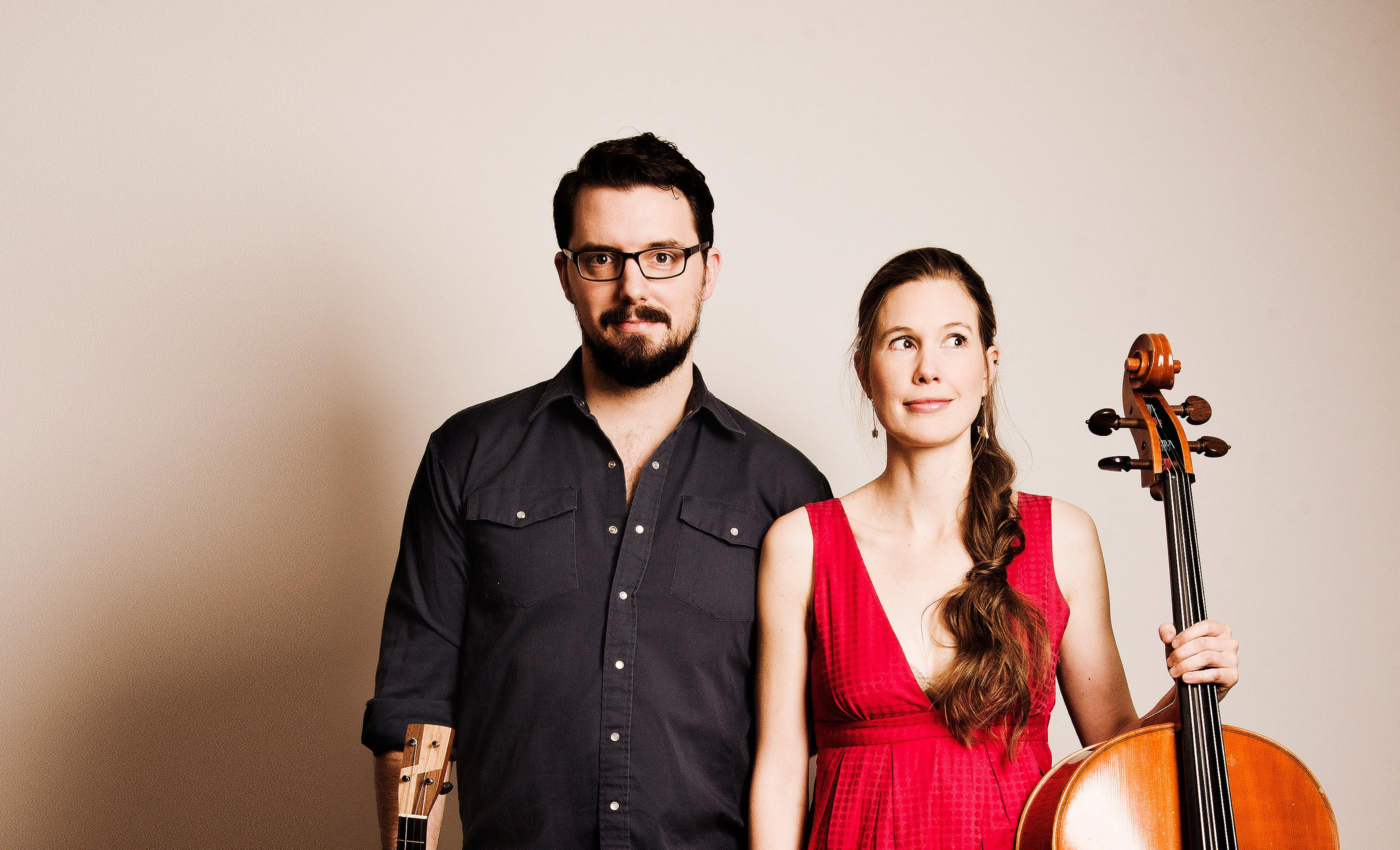 James Hill and Anne Janelle in Concert
