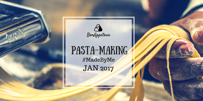 Pasta-Making With A Local Chef Vol. IV