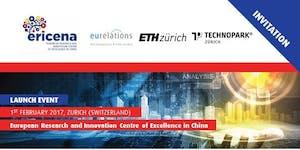 ERICENA Launch Event Switzerland