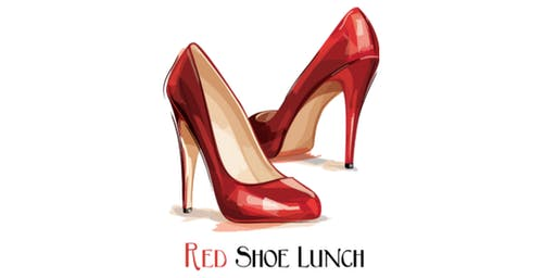 10th  Annual Red Shoe Lunch