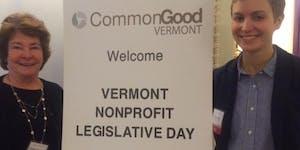 Vermont Nonprofit Legislative Day 2017
