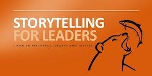 Storytelling for Leaders – Melbourne 2017