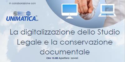 La digitalizzazione dello Studio Legale e la conservazione documentale