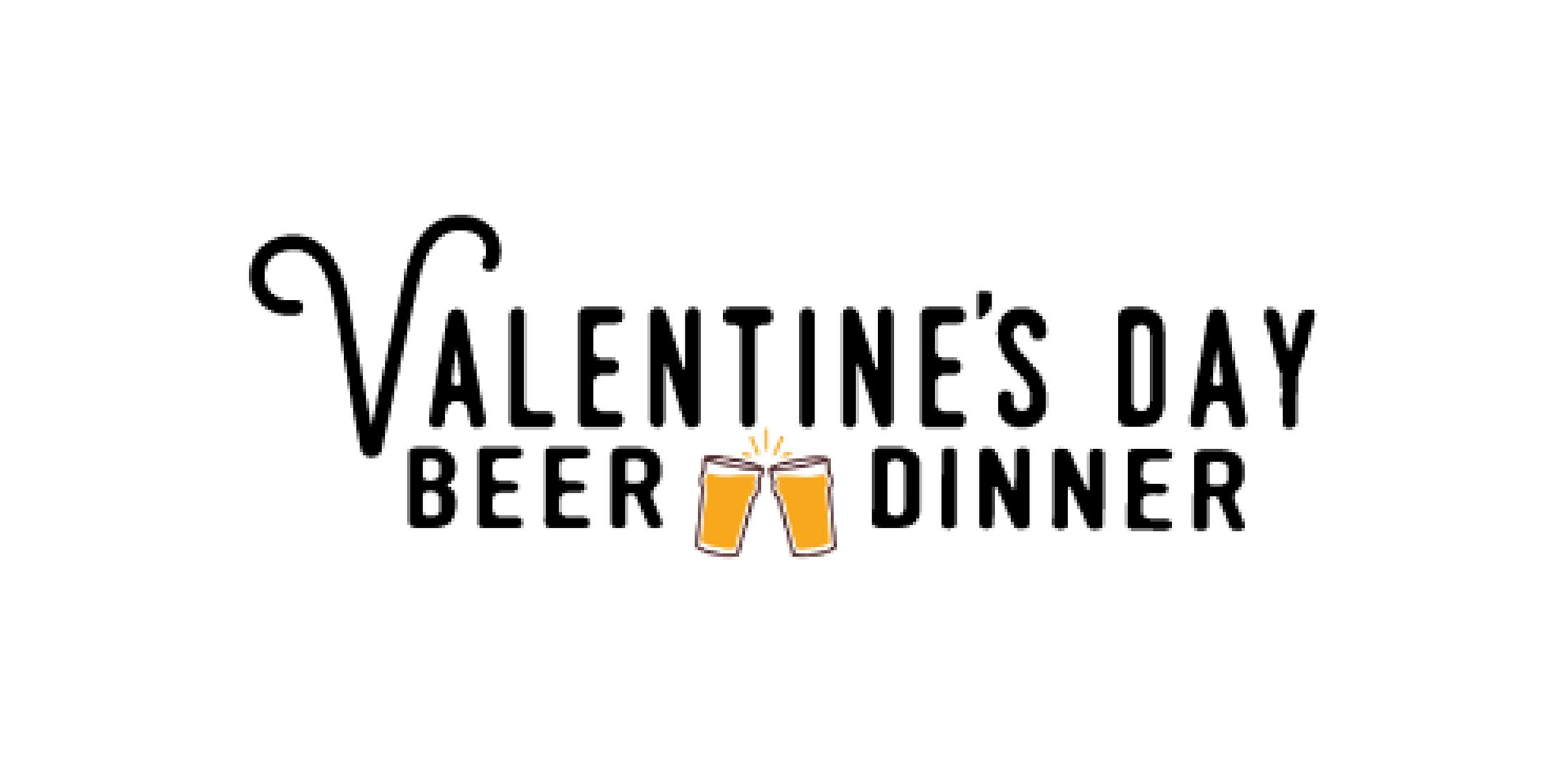 upland carmel tap house | valentine's day beer dinner - 14 feb 2017
