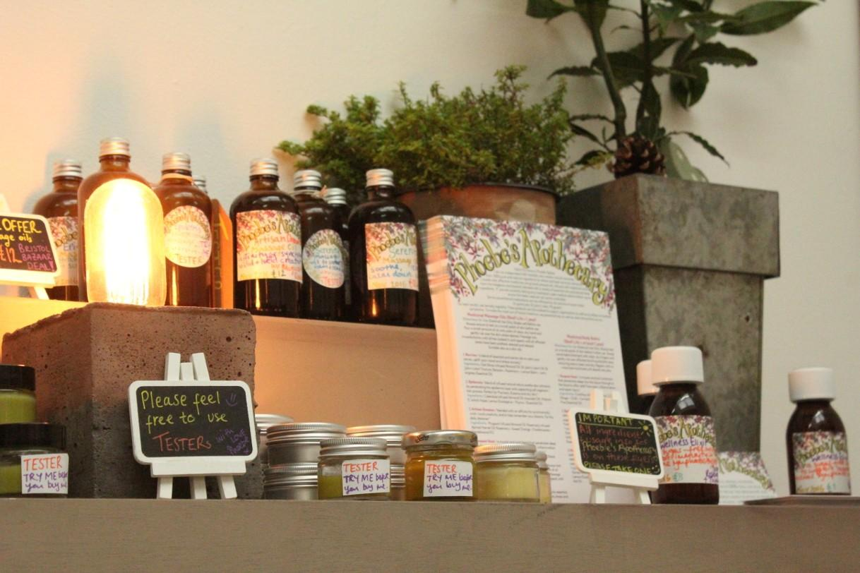 Herbal Balm Workshop with Phoebes Apothecary