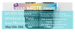 Read.Write.Share! Writers Weekend 2017