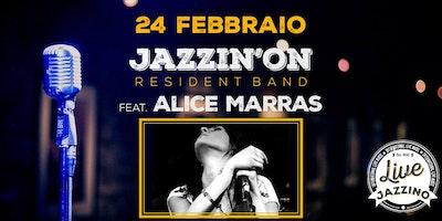 Jazzin'on ft. Alice Marras live at Jazzino